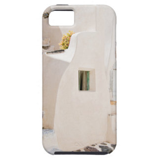 Home in Santorini iPhone 5 Case