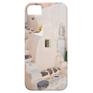 Home in Santorini iPhone 5 Covers