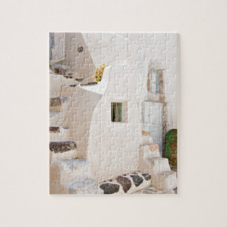 Home in Santorini Jigsaw Puzzle