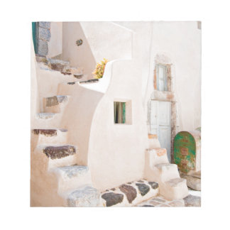 Home in Santorini Notepad