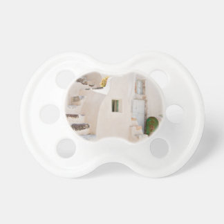 Home in Santorini Pacifier