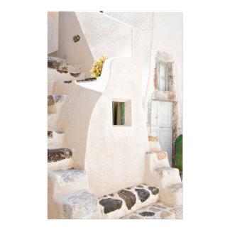 Home in Santorini Stationery