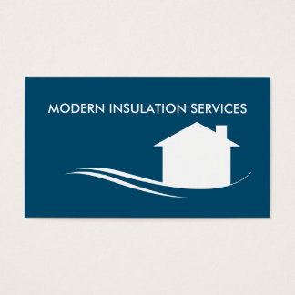 Home Insulation Business Card