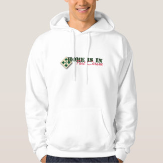 Home is In.. Fort Carson Hoodie