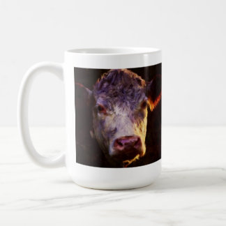 Home is where our Herd is Hereford Coffee Mug