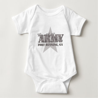 Home is where the ARMY sends us Baby Bodysuit
