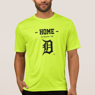 "Home is where the ""D"" is. T-Shirt"