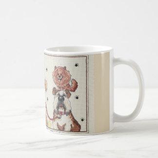 Home is where the dog is mug