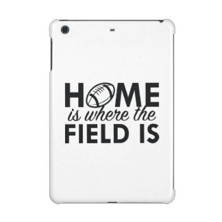 Home Is Where The Field Is iPad Mini Case