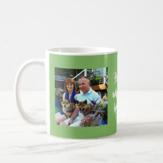 Home Is Where the Heart Is | Personalized Photo Coffee Mug