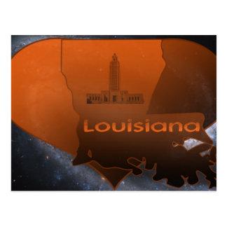 Home Louisiana Postcard