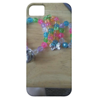 home made beaded braclets iPhone 5 cover