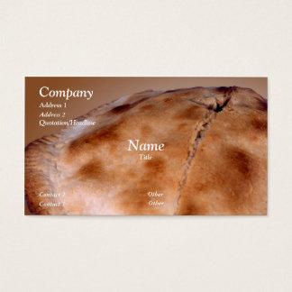 Home Made Pie Business Card