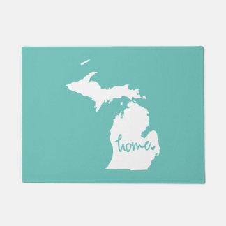 Home Michigan Custom Colour Doormat