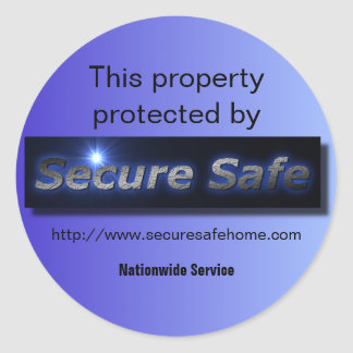 Home Monitoring Sticker