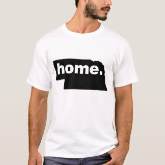 HOME NEBRASKA T-Shirt