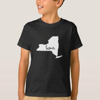 Home New York Custom Color T-Shirt