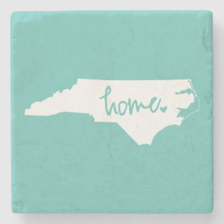 Home North Carolina Custom Color Stone Coaster