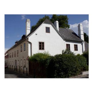 Home of Ludwig van Beethoven Postcard