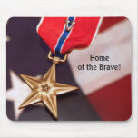 Home of the Brave! Mousepads