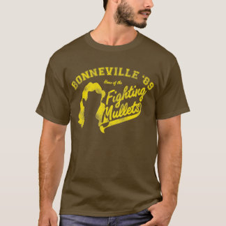 Home of the Fighting Mullets T-Shirt