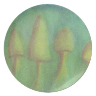 Home of the Meadow Faeries Dinner Plate