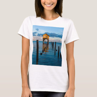 Home on the Ocean in Ambergris Caye Belize T-Shirt