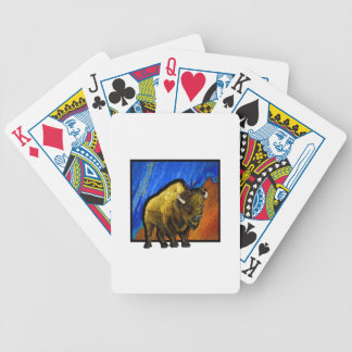 Home on the Range Bicycle Playing Cards
