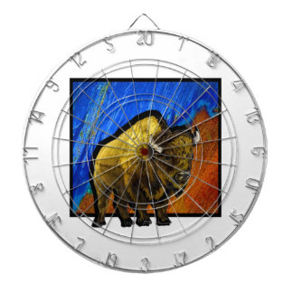 Home on the Range Dartboard
