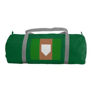 home plate Duffle Gym Bag, Gym Bag