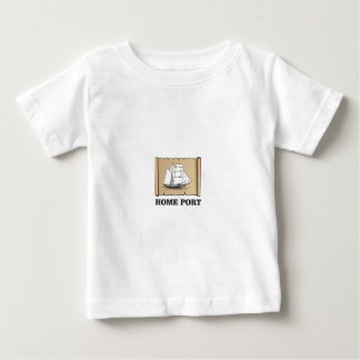 home port go baby T-Shirt