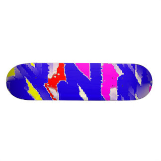 Home Punch Skate Board