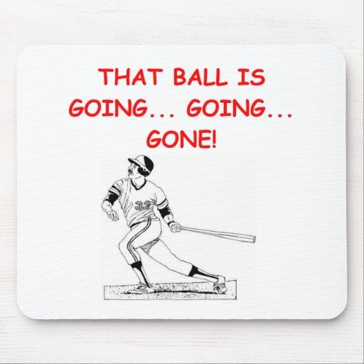 home run derby mousepads