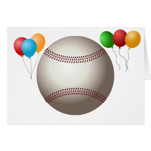 Home Run Game Team Coach Sports Ball Fun Baseball Cards