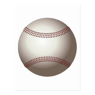 Home Run Game Team Coach Sports Ball Fun Baseball Postcard
