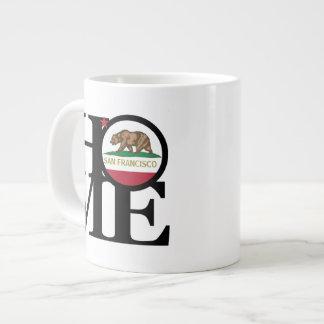 HOME San Francisco Jumbo Coffee Mug 20oz