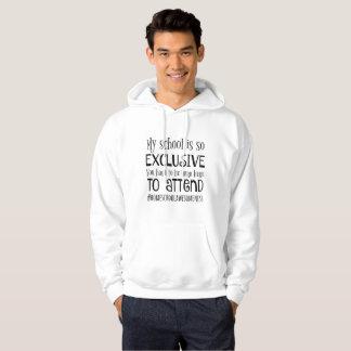 Home school hoodie