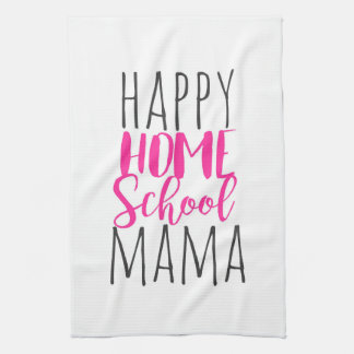 Home school kitchen towel