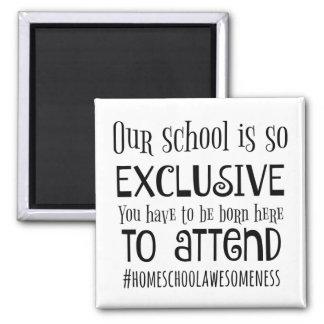 Home school Magnet