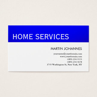 Home improvement business cards and business card for Home improvement business card template