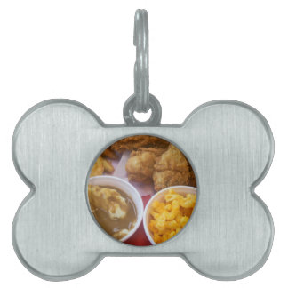 Home Southern Cooking Pet ID Tag