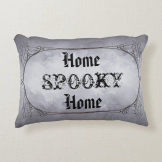 """Home Spooky Home Accent Pillow 16"""" x 12"""""""