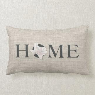 HOME State Texas Lumbar Pillow