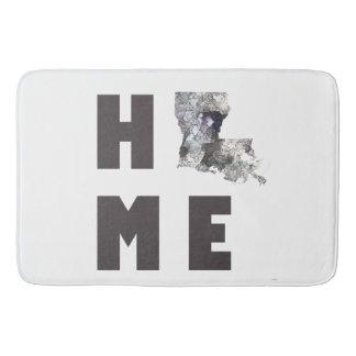 Home - States  LOUISIANA Bathroom Mat