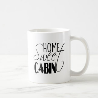 Home Sweet Cabin Coffee Mug