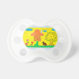 'Home Sweet Home' Baby Pacifier