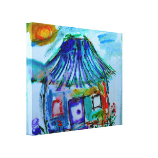 home sweet home canvas prints