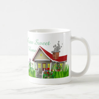 Home Sweet Home Coffee Cup