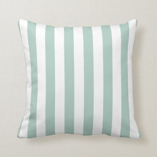 """""""Home Sweet Home"""" Coordinating Stripes Throw Pillow"""