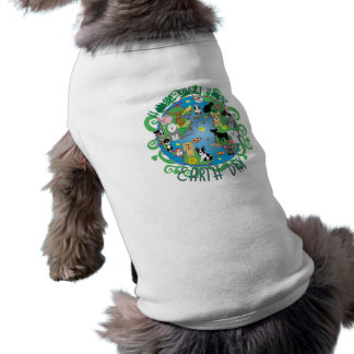 Home Sweet Home Earth Day Dog T-Shirt